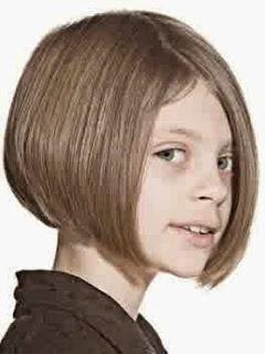 Model rambut pendek untuk anak perempuan terbaru