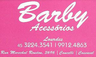 Barby Acessórios