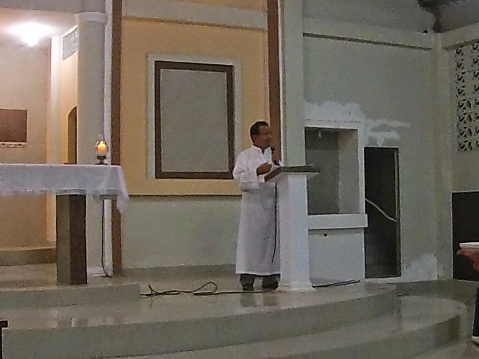 Celebración Novena Corpus Cristi