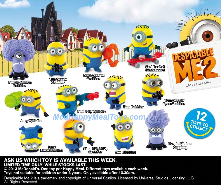 Hot pink bathroom sets - Despicable Me 2 Minion Toys Galleryhip Com The Hippest