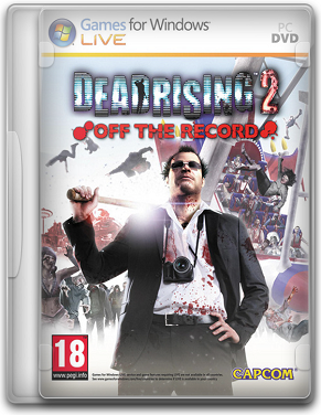 Dead Rising 2: Off the Record - PC (Completo) + Crack