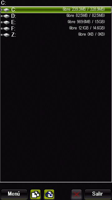 X plore не могу создать папку x6