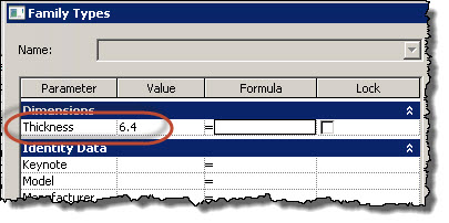 how to set units in revit