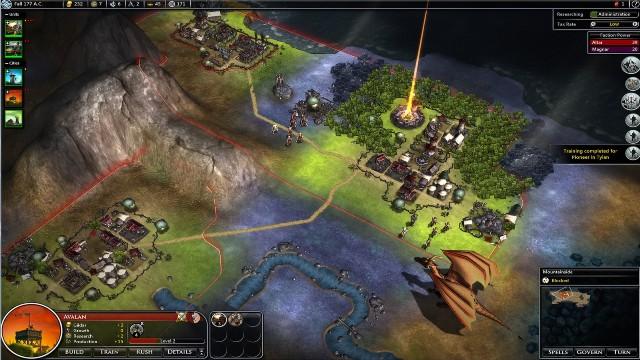 Fallen Enchantress Legendary Heroes PC Games Gameplay