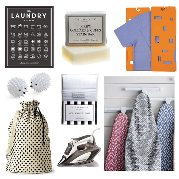 luxury laundry supplies