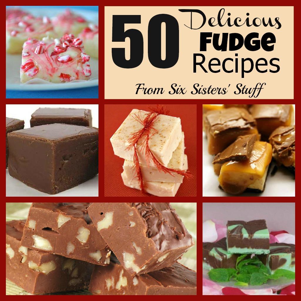 Easy christmas fudge recipes