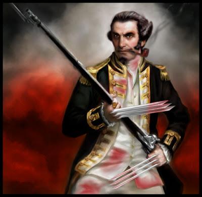 Wolverine American Revolution