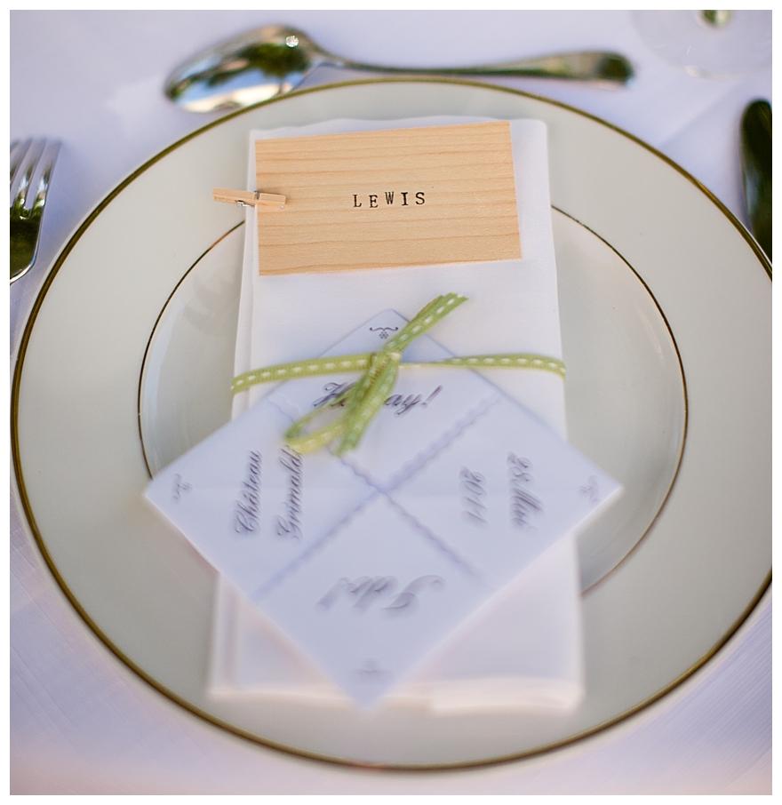 DIY Wedding Fortune Tellers