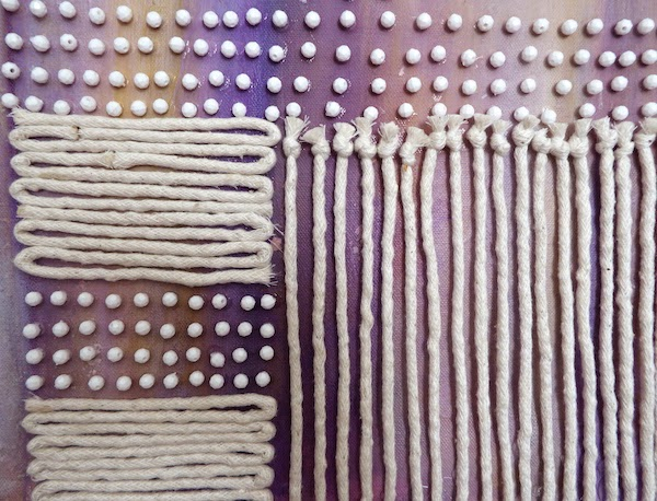 Ascension, Mixed Media on Canvas, by Sabrina Brett 4