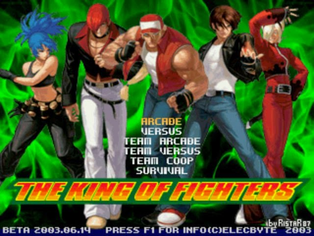 the king of fighters 2009
