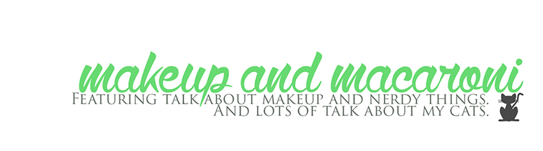 makeup & macaroni