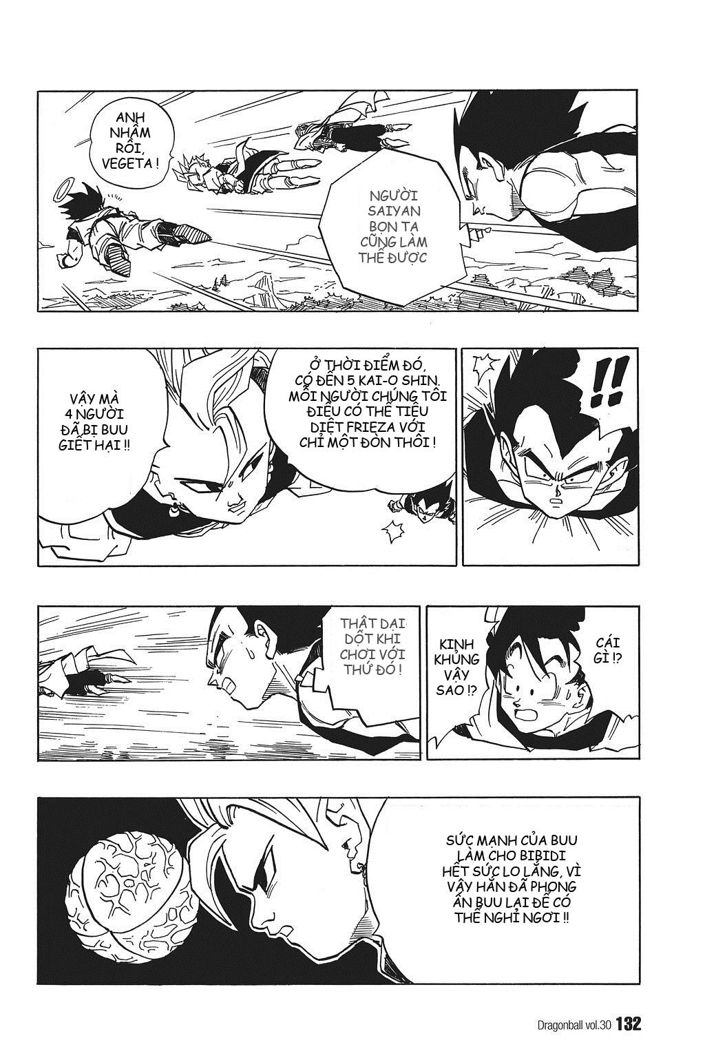 xem truyen moi - Dragon Ball Bản Vip - Bản Đẹp Nguyên Gốc Chap 445