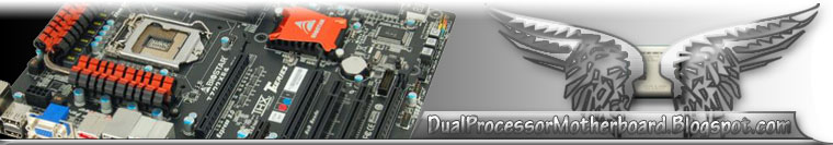 Dual Processor Motherboard