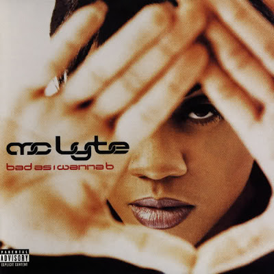 MC Lyte – Bad As I Wanna B (CD) (1996) (FLAC + 320 kbps)