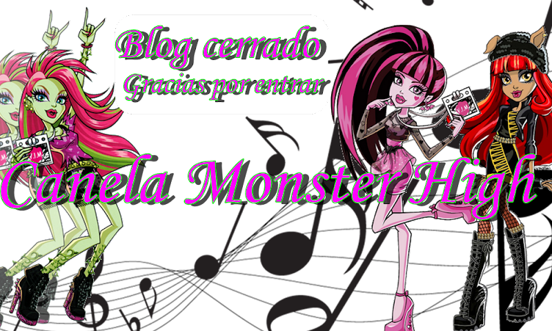 Canela Monster High