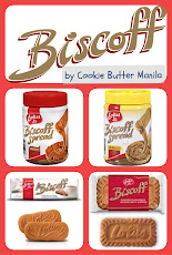 BISCOFF BY COOKIE BUTTER MANILA