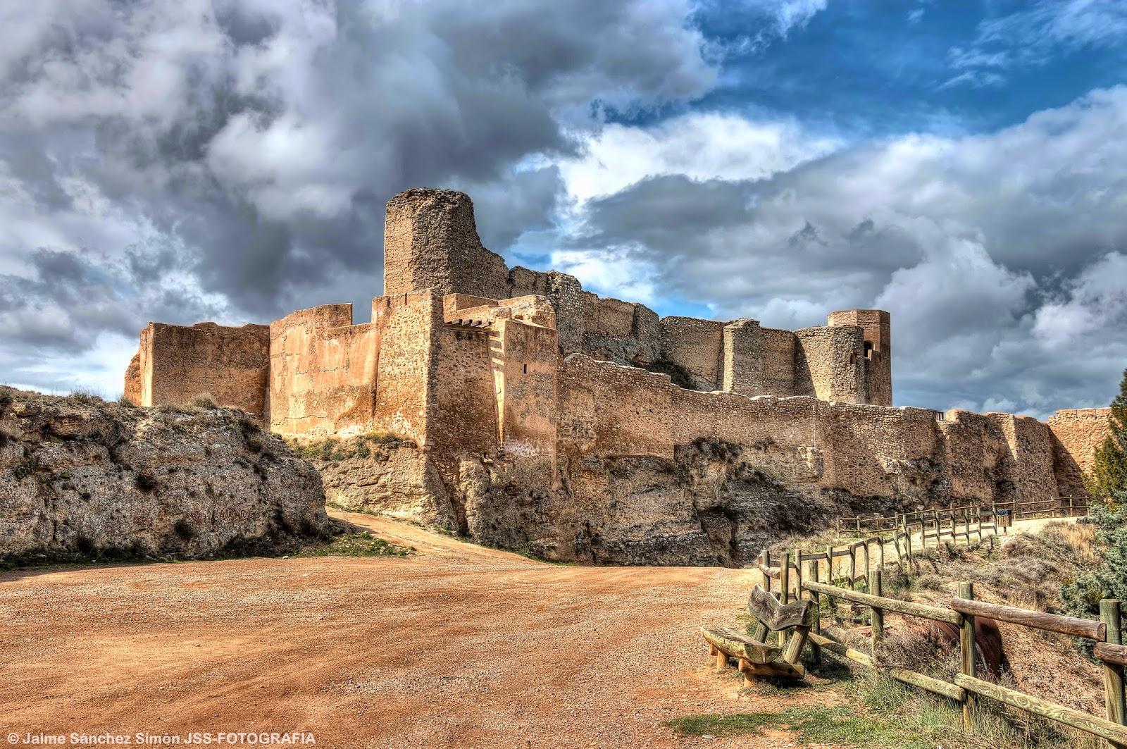Jaime s nchez sim n jss fotografia castillo de ayud - Castillo de ayud ...