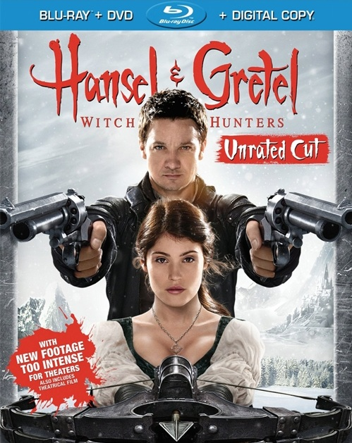 HANSEL & GRETEL: WITCH HUNTERS [2013]