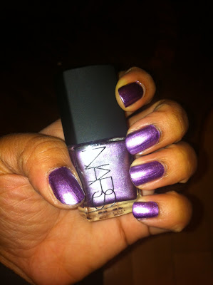 NARS Diamond LifeShimmer Nail Polish
