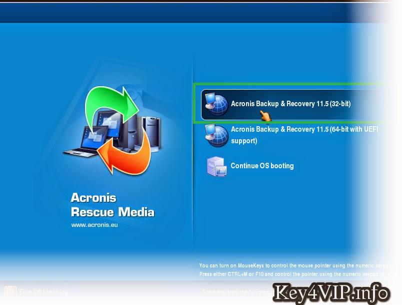 Acronis.Backup.Advanced.11.5.43916.BootCD,Phần mềm sao lưu và phục hồi dữ liệu mạnh mẽ