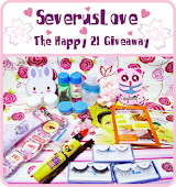 Severus Love Give Away