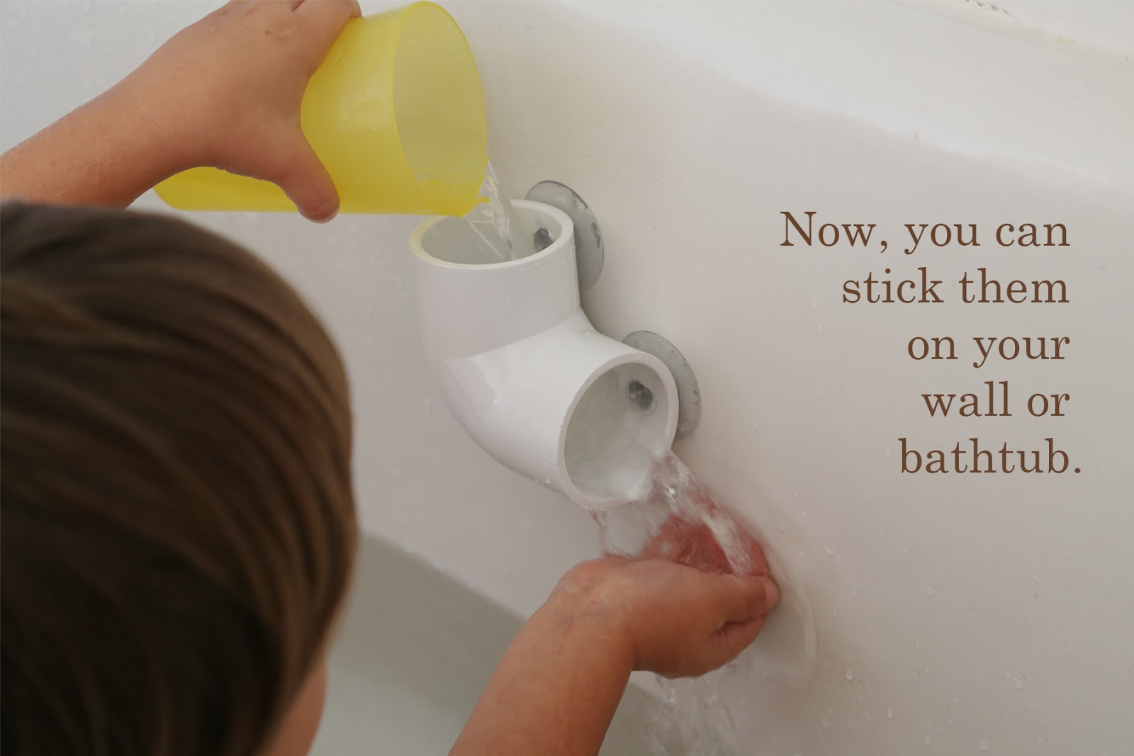 Bath Toys For Boys : Diy hardware store bath toys — all for the boys