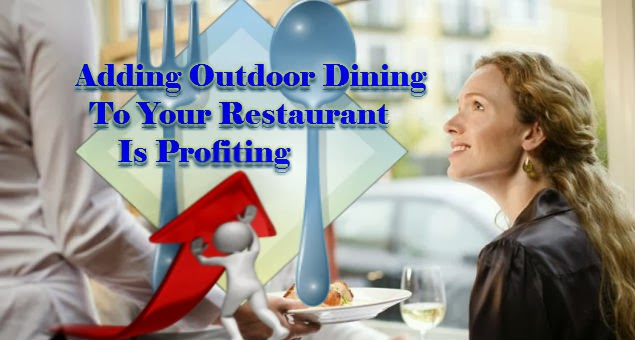 out door dining