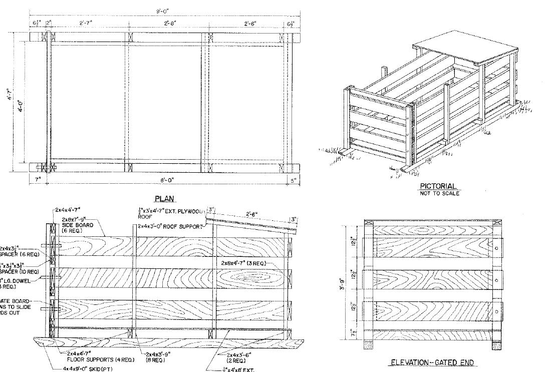 Pig House Plans In The Philippines
