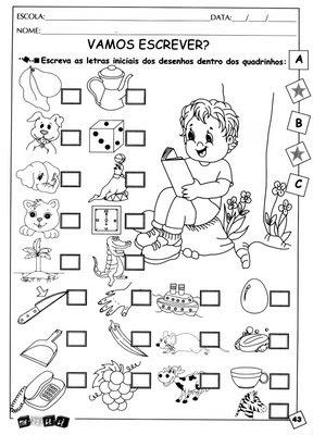 companheiros da educação 35 atividades de alfabetizaÇÃo exercÍcios