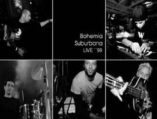 Bohemia Suburbana Discografia albunes de estudio