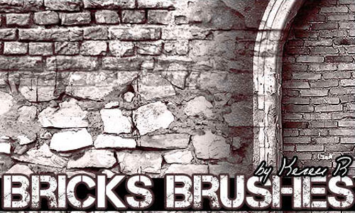 A Compilation of Brick Brushes You Should Bookmark