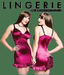 Crossdressing Lingerie