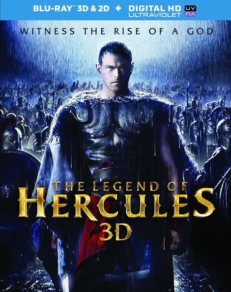 The Legend Of Hercules 3D (La leyenda de Hércules 3D)(2014) 1080p BRRip 3D SBS 1.8GB mkv Dual Audio AC3 5.1 ch