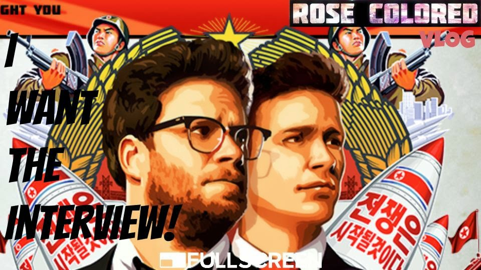 The Interview was cancelled by Sony Pictures because of threats from North Korea and Kim Jong-Un