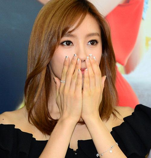 Hyomin T-ara Enggan Bicara Masalah Kontroversi
