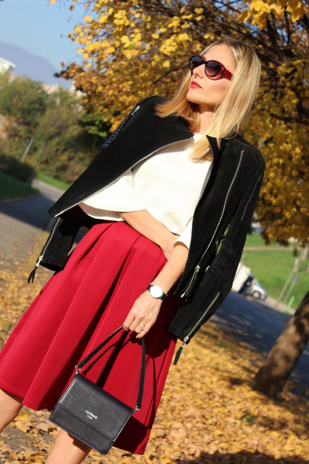 Eniwhere Fashion - Sammydress midi skirt