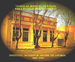 50 ANIVERSARIO INSTITUTO MONSEÑOR MIGUEL DE ANDREA