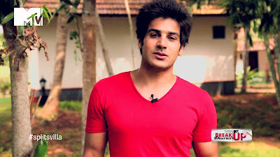 Safe pose of Splitsvilla season 6