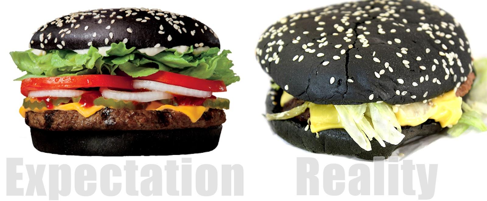 Sometimes Foodie: HA1LOWEEN Burger (Halloween A-1 Burger) - Burger ...
