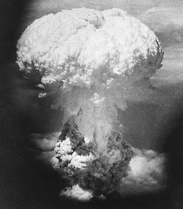 Discovering Something New : Atomic bomb