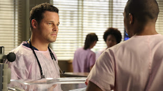 Grey's Anatomy S09E21. Sleeping Monster