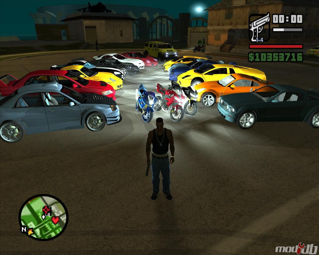 GTA San Andreas - Super Tech