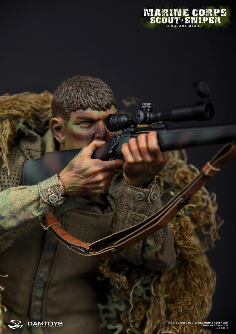 "Ghillie Suit Camo 3A x BBICN EXCLUSIVE 1:6 WWR /""Punter Bot Sniper/"" ThreeA"