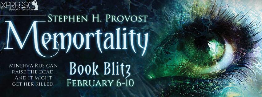 Memorality Book Blitz