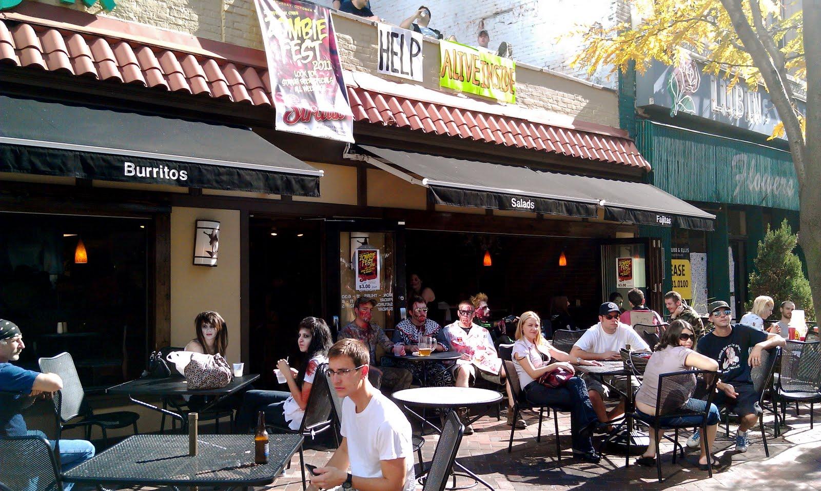 Italian Restaurant Market Square Pittsburgh