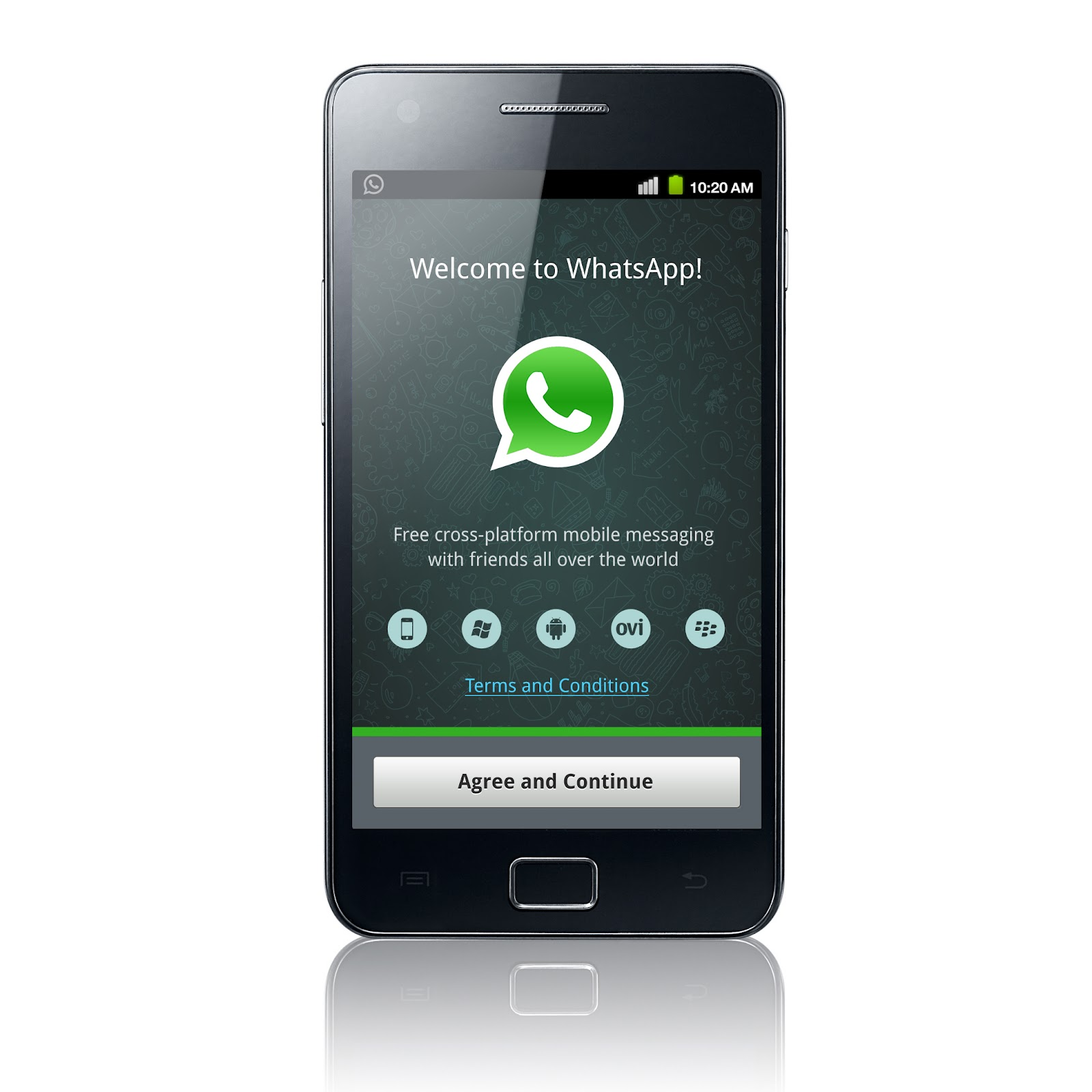 Whatsapp Profile