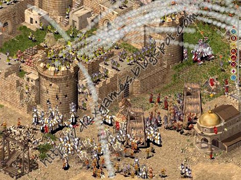 Free Download Games - Stronghold Crusader Extreme