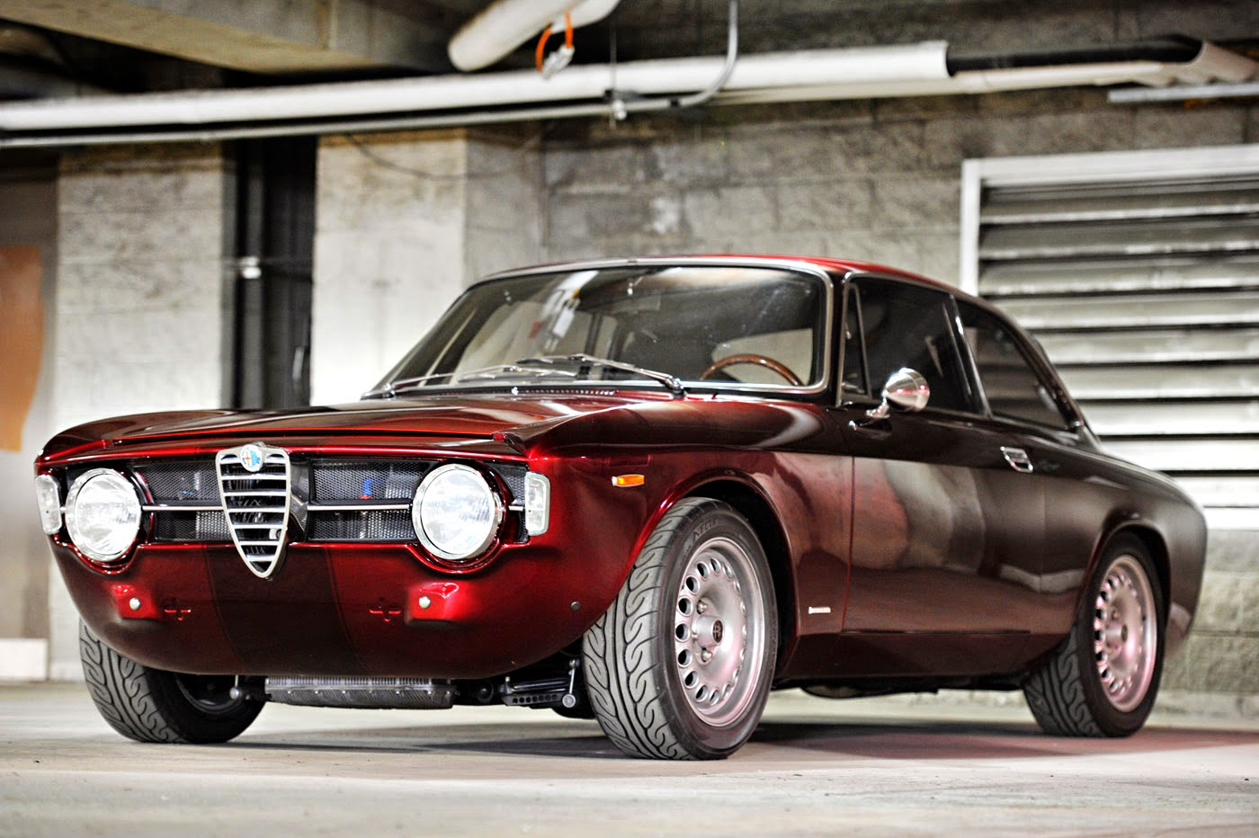 KarzNshit///: '69 Alfa Romeo GT 1300 junior