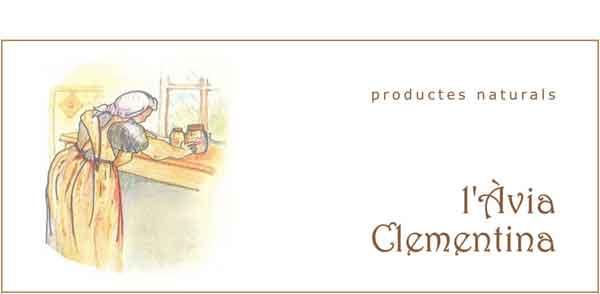 L'Àvia Clementina web