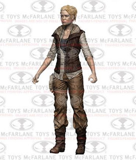 McFarlane Toys The Walking Dead Series 4 - Andrea Figure